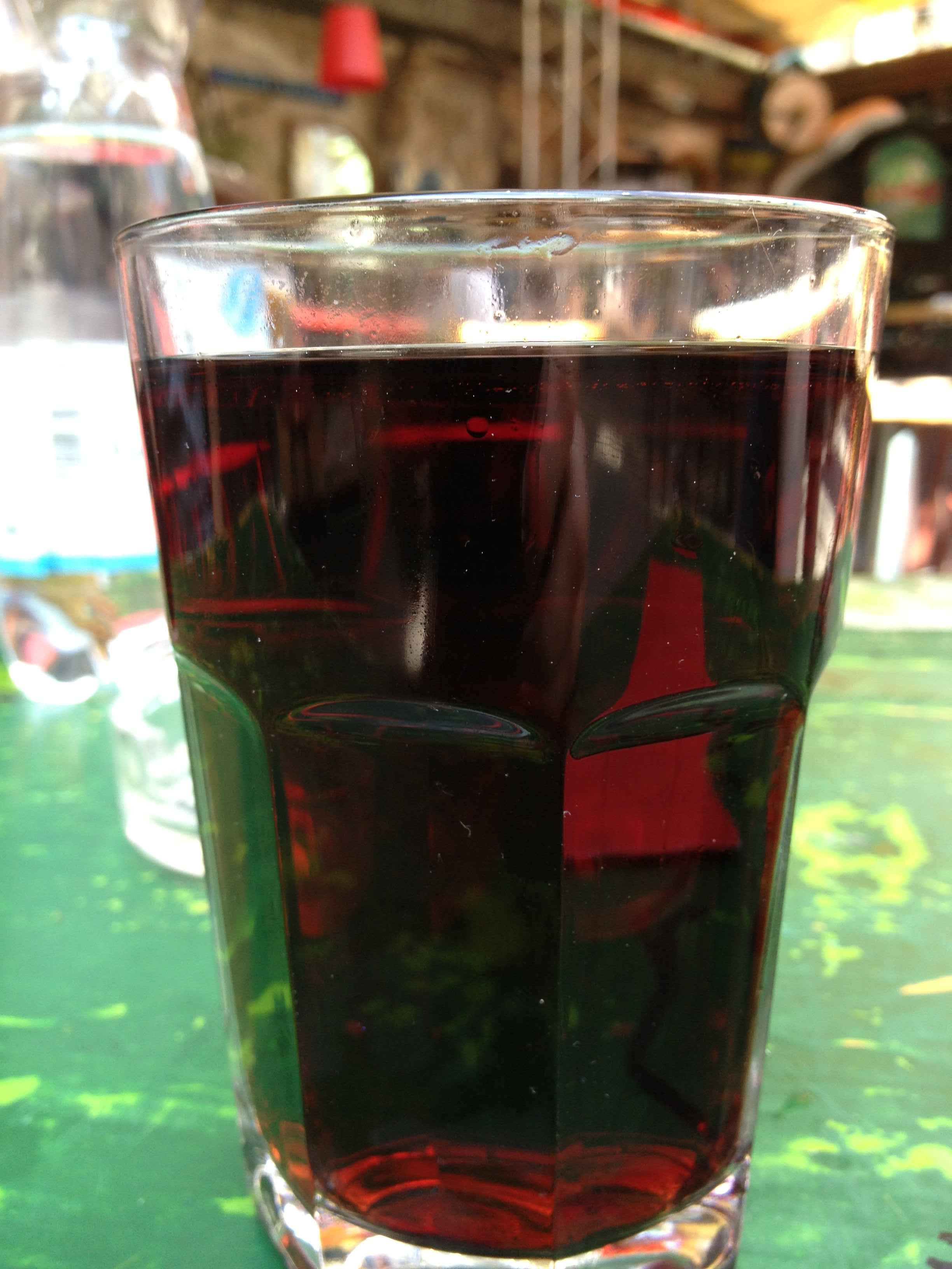 Budapest Wine Coke