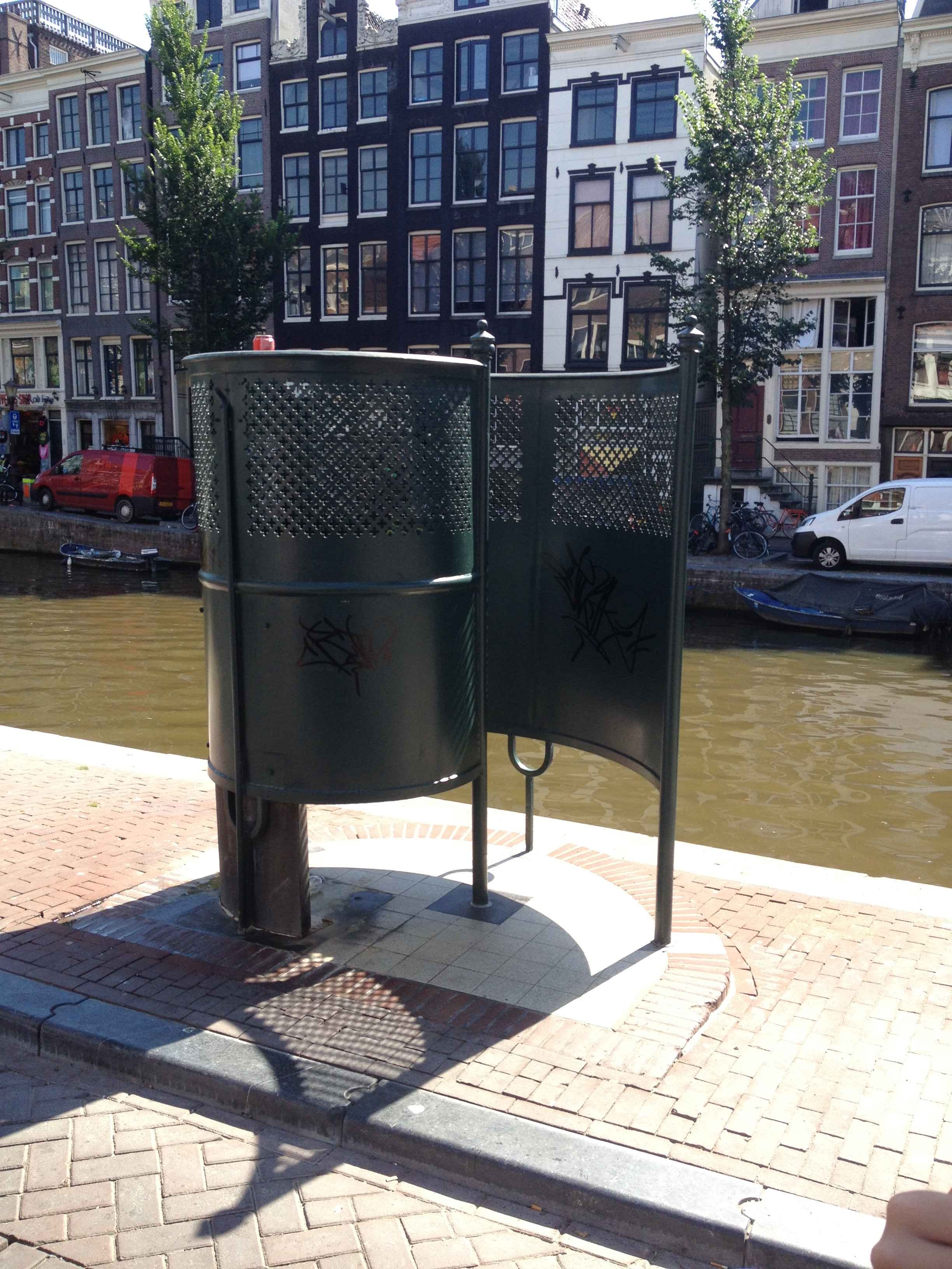 Amsterdam Urinal
