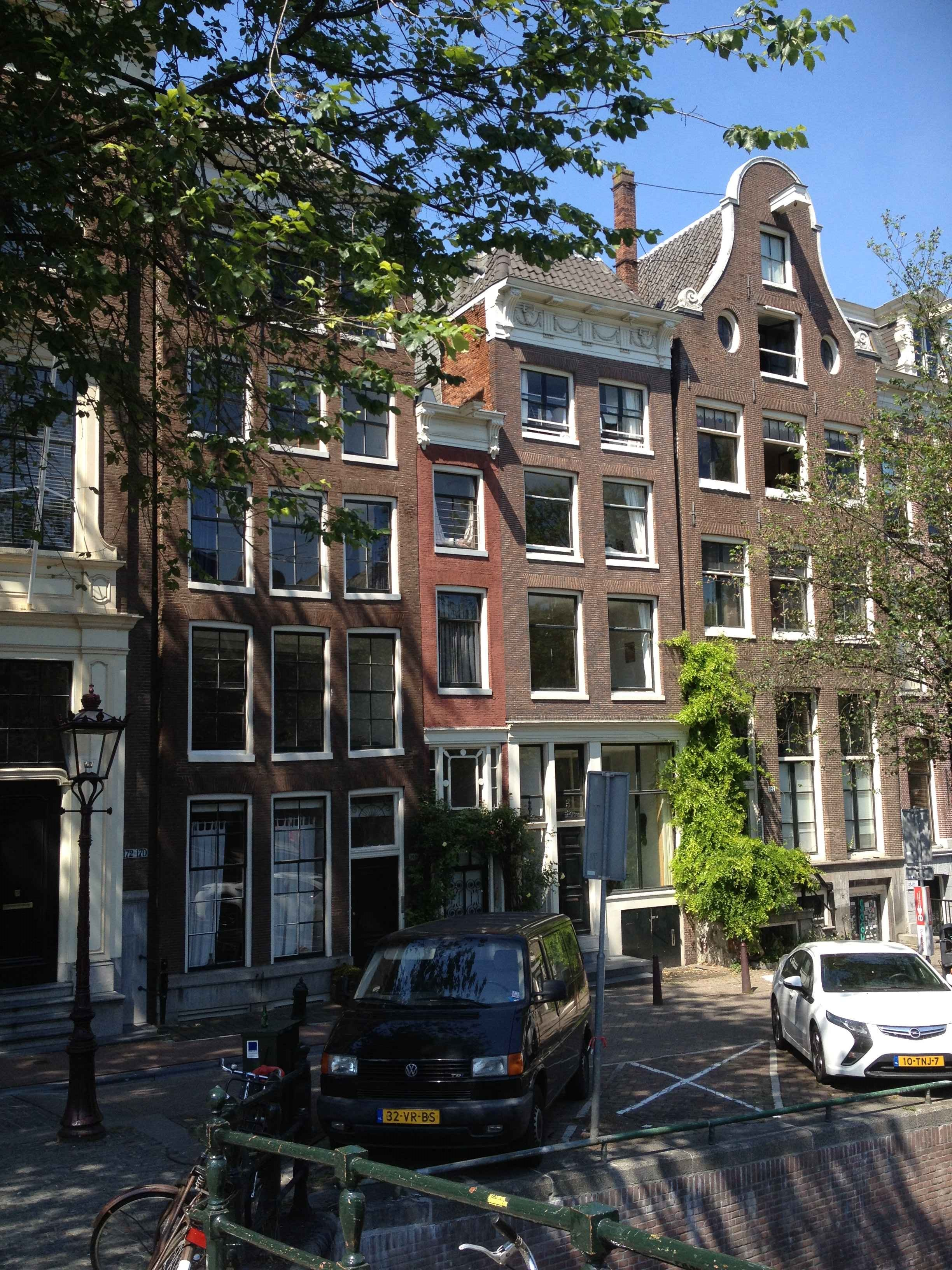 Amsterdam Narrow house