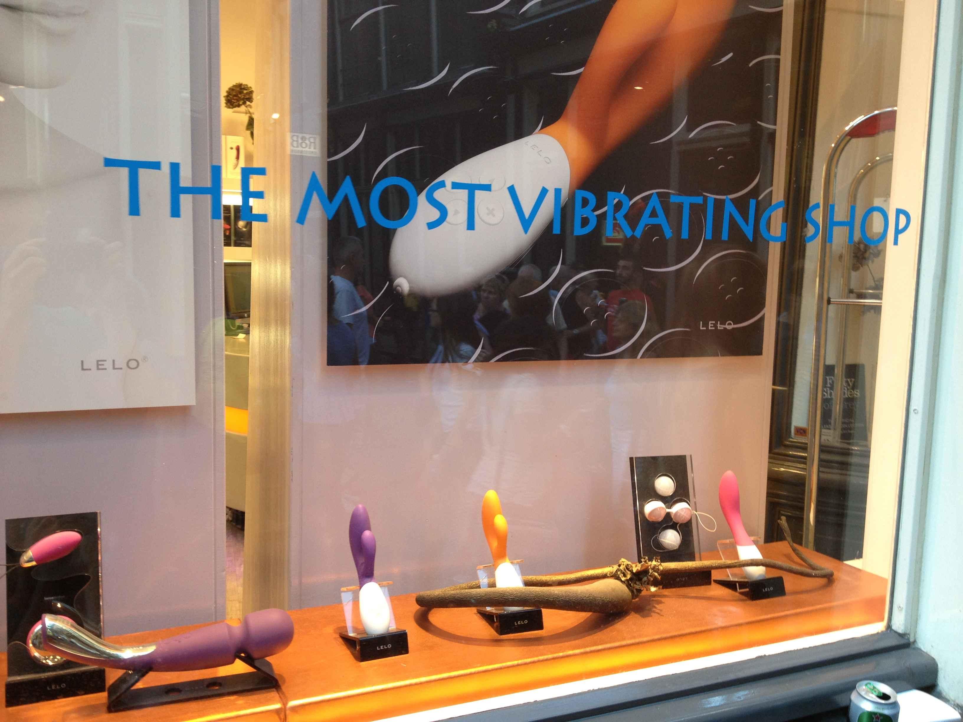 Vibrating Shop