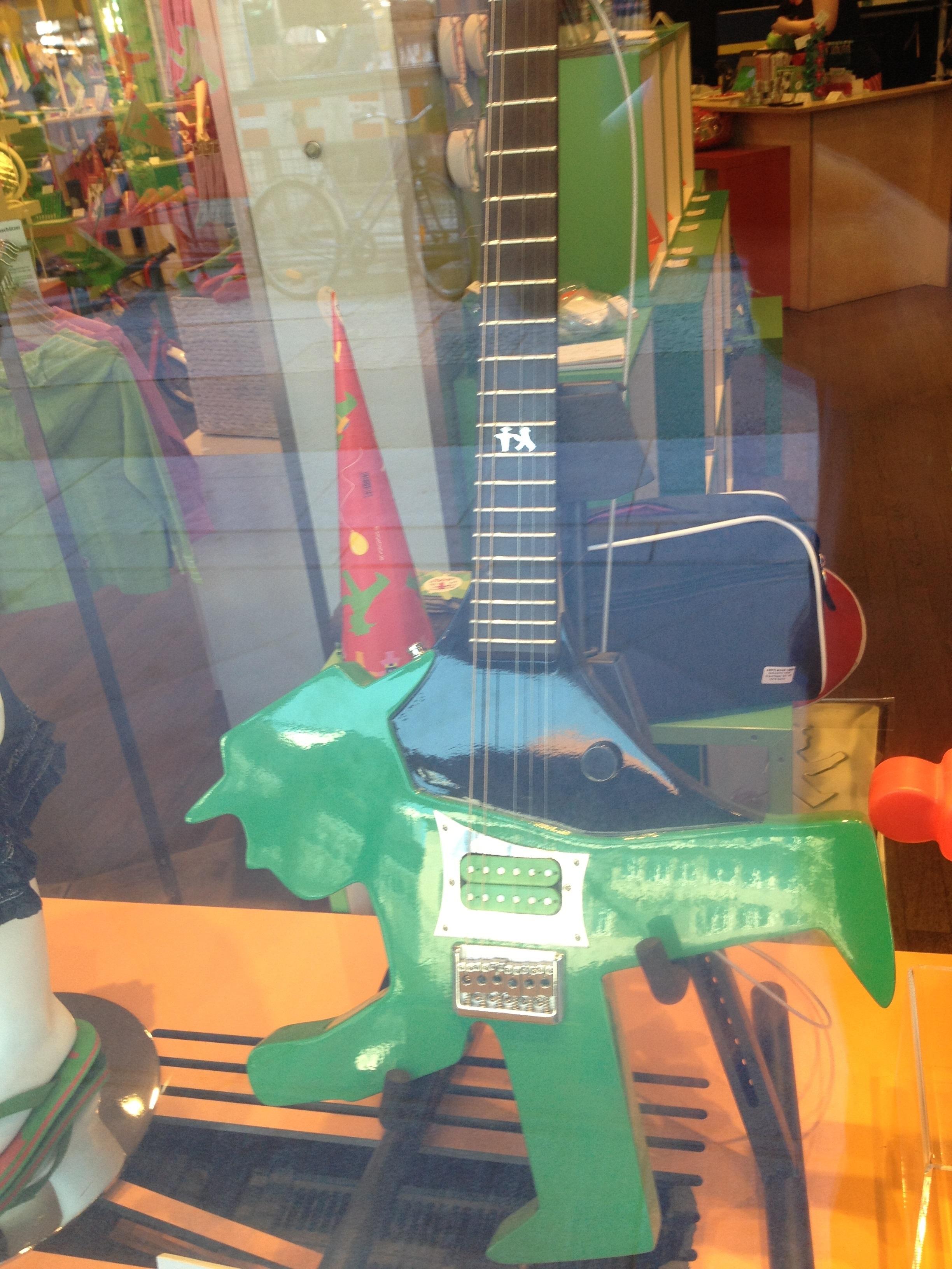 Ampelmann Guitar