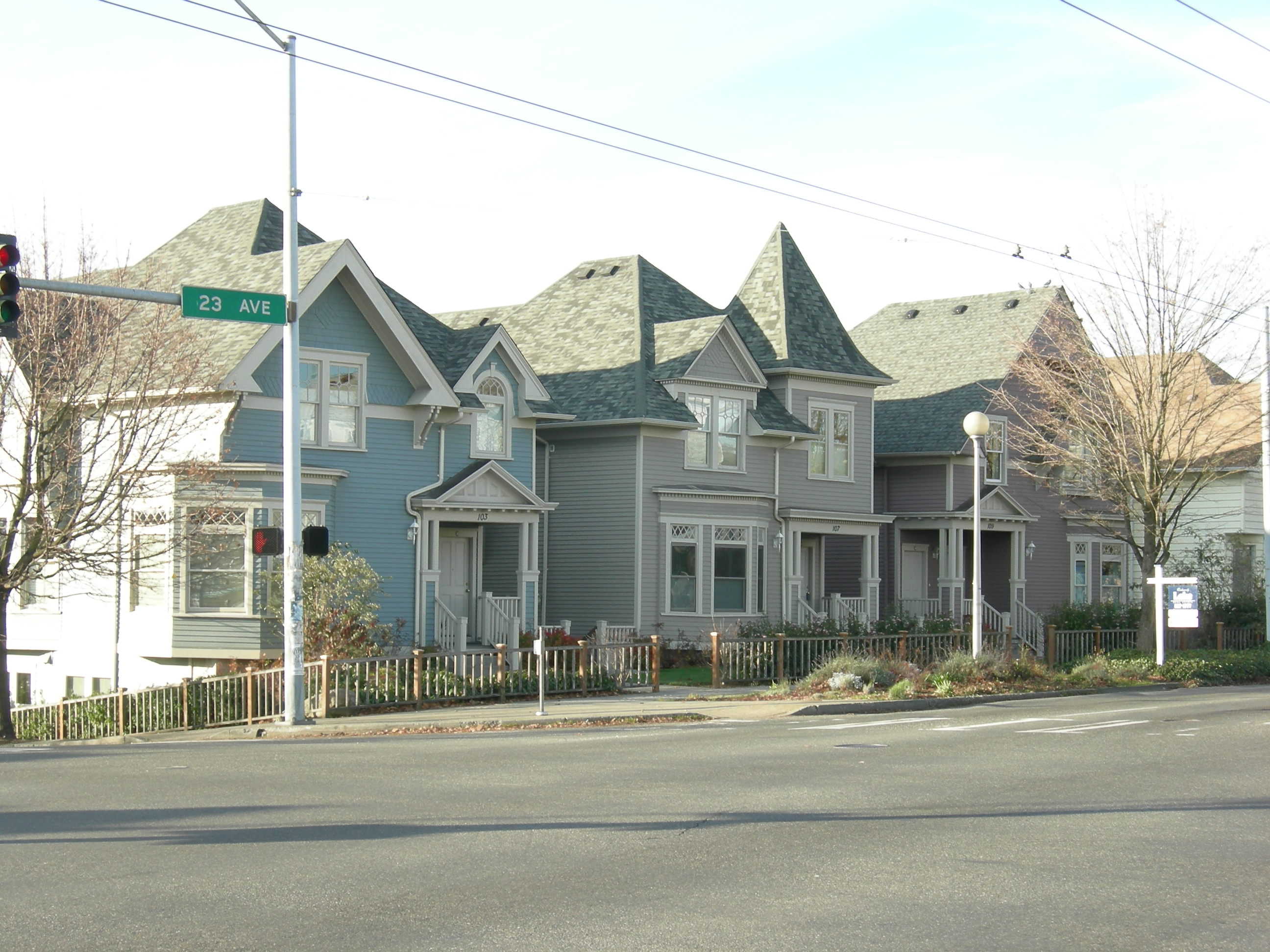 Seattle houses